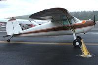 N72185 @ SXQ - 1946 Cessna 120, c/n: 9354 at Soldotna