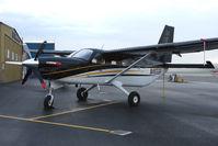 N466SP @ SXQ - Quest Aircraft Company Llc KODIAK 100, c/n: 100-0015 at Soldotna