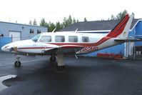 N62MR @ SXQ - Piper PA-31-310, c/n: 31-533 at Soldotna