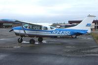 N3435L @ SXQ - Cessna U206B, c/n: U206-0735 at Soldotna
