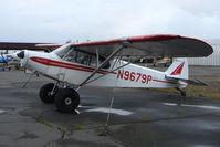 N9679P @ SXQ - 1974 Piper PA-18-150, c/n: 18-7509022 at Soldotna
