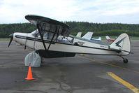 N814JM @ SXQ - 1967 Piper PA-18-150, c/n: 18-8608 at Soldotna