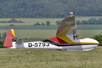 D-5793 @ LFFQ - Lo-100 - by Volker Hilpert