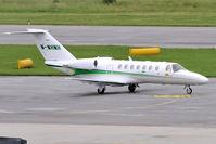 M-MHMH @ LOWW - Herrenknecht Aviation - by Artur Bado?