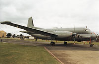 16 @ MHZ - Atlantique 2 of 24 Flotille French Aeronavale on display at the 1994 RAF Mildenhall Air Fete. - by Peter Nicholson