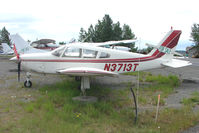 N3713T @ LHD - 1967 Piper PA-28R-180, c/n: 28R-30017 for Sale at Lake Hood