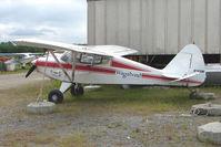 N4424W @ LHD - Embleton Lloyd WAG-A-BOND TRAVELLER, c/n: 103