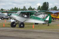 N4621Y @ LHD - 1971 Piper PA-18-150, c/n: 18-8942 at Lake Hood
