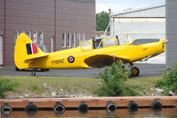 N58749 @ LHD - 1942 Fairchild M-62A-3, c/n: T42-4191 Cornell at Lake Hood Anchorage with RAF Serial FH842
