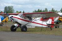 N3928Z @ LHD - Piper PA-18-150, c/n: 18-7775 at Lake Hood