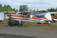 N2839C @ LHD - 1954 Cessna 170B, c/n: 26382 at Lake Hood