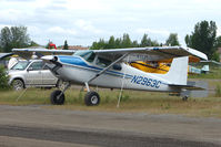 N2963C @ LHD - 1954 Cessna 180, c/n: 30863 at Lake Hood