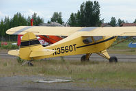N3560T @ LHD - 1974 Taylorcraft Aviation Corp F19, c/n: F-019 at Lake Hood