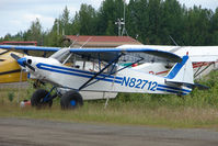 N82712 @ LHD - 1977 Piper PA-18-150, c/n: 18-7709172 at Lake Hood