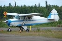 N1649P @ LHD - 1954 Piper PA-22-150, c/n: 22-2465 at Lake Hood