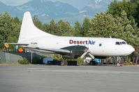 N153PA @ PANC - Dessert Air Convair 240 - by Dietmar Schreiber - VAP