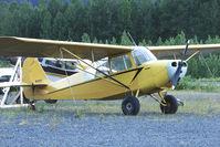 N1731E @ AQY - 1946 Aeronca 7AC, c/n: 7AC-5298 at Girdwood