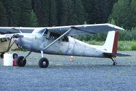 N7201A @ AQY - 1956 Cessna 172, c/n: 29301 at Girdwood AK