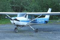 N9477U @ AQY - 1976 Cessna 150M, c/n: 15078425 at Girdwood AK