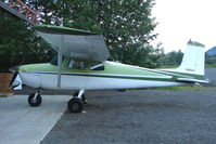 N6901A @ AQY - 1956 Cessna 172, c/n: 29001 at Girdwood AK