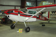 N2588Z @ AQY - 1963 Cessna 185B, c/n: 185-0588 at Girdwood AK