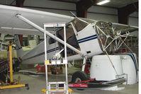 N3680C @ AQY - 1954 Cessna 180, c/n: 31179 at Girdwood AK