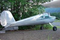 N2692N @ AQY - 1947 Cessna 140, c/n: 12950 at Girdwood AK
