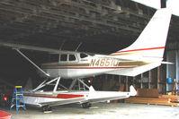 N46510 @ AQY - 1968 Cessna 172K, c/n: 17257314 at Girdwood AK