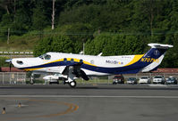 N707MS @ KBFI - KBFI - by Nick Dean