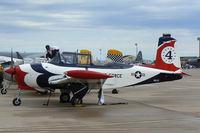 N9JD @ DYS - At the B-1B 25th Anniversary Airshow - Big Country Airfest, Dyess AFB, Abilene, TX - by Zane Adams