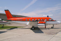 C-FLKB @ YYC - Kenn Borek Air Embraer 110 - by Thomas Ramgraber-VAP