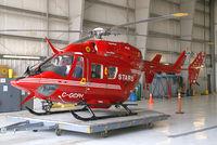 C-GCPH @ YYC - Stars Aviation Canada MBB BK117 - by Thomas Ramgraber-VAP