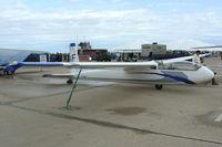 N421BA @ DYS - At the B-1B 25th Anniversary Airshow - Big Country Airfest, Dyess AFB, Abilene, TX