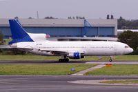 OD-MIR @ EHAM - Lockheed L-1011 TriStar 500 [1246] (Globejet Airlines) Schiphol~PH 10/08/2006. Just departing Globejet Airlines TriStar freighter.