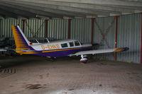 D-EHKS @ EDRK - Piper  PA32 - by J.B. Barbour