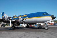 N451CE @ PAFA - Everts Air Fuel DC6 - by Dietmar Schreiber - VAP