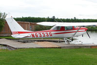N6333G @ LHD - 1970 Cessna 150K, c/n: 15071833 on Lake Hood
