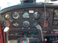 C-GRQR @ CYKZ - Cockpit - by Tahir Pasha