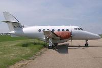 C-FCPF @ YXH - Jetstream 31 - by Thomas Ramgraber-VAP