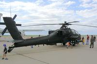 Q-07 @ DYS - Dutch Air Force AH-64D Apache Longbow At the B-1B 25th Anniversary Airshow - Big Country Airfest, Dyess AFB, Abilene, TX