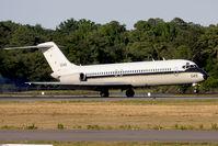 160049 @ ORF - US Navy McDonnell Douglas C-9B Skytrain II 160049 landing RWY 23. A nice surprise. - by Dean Heald
