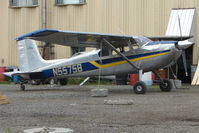 N5575B @ LHD - 1956 Cessna 182, c/n: 33575 at Lake Hood