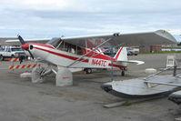 N44TC @ LHD - 2002 Piper/cub Crafters PA-18-150, c/n: 9941CC at Lake Hood