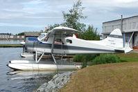 N460DB @ LHD - 1956 Dehavilland BEAVER DHC-2 MK.1, c/n: 914 at Lake Hood