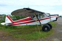 N82983 @ LHD - 1977 Piper PA-18-150, c/n: 18-7809008 at Lake Hood