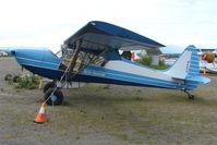 N40VV @ LHD - 1996 Diehl William A S-4, c/n: 005 at Lake Hood