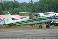 N5874A @ LHD - 1956 Cessna 172, c/n: 28474 at Lake Hood