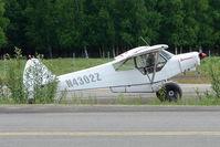 N4302Z @ LHD - 1967 Piper PA-18-150, c/n: 18-8611 at Lake Hood