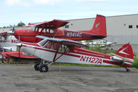 N1127A @ LHD - 1950 Piper PA-18A, c/n: 18-720 at Lake Hood