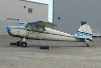 N3903V @ LHD - 1948 Cessna 170, c/n: 18213 at Lake Hood - by Terry Fletcher